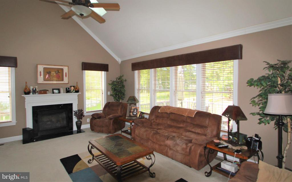 Family Room - 3747 STONEWALL MANOR DR, TRIANGLE