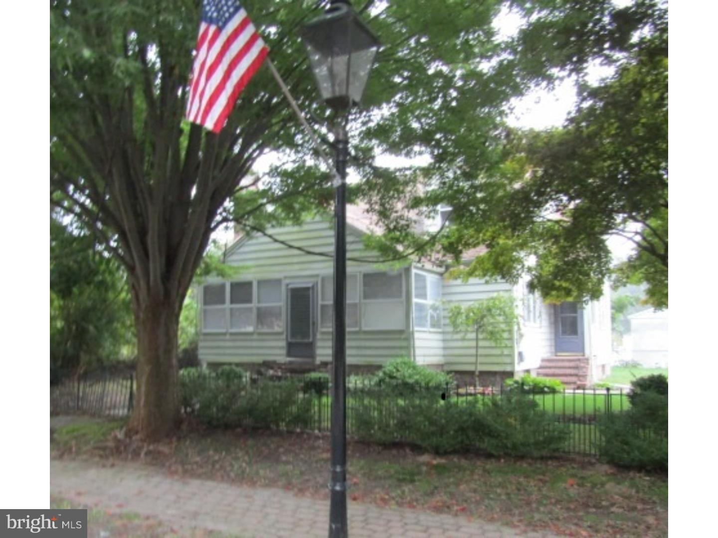 Photo of home for sale at 6 Cookstown Browns Mills Road, New Hanover Twp NJ