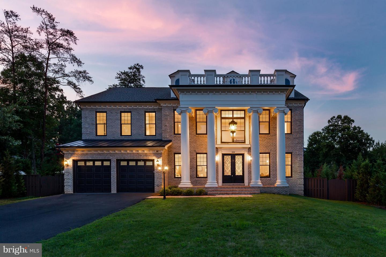 Single Family Home for Sale at 13630 Shreve Street 13630 Shreve Street Centreville, Virginia 20120 United States