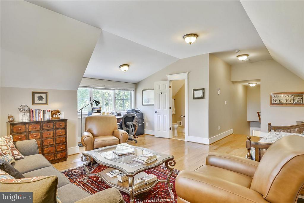 In home office or 4th Bedroom - 20271 GILESWOOD FARM LN, PURCELLVILLE