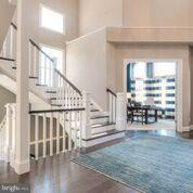 Entrance staircase - 485 SALK CIRCLE #34D, GAITHERSBURG