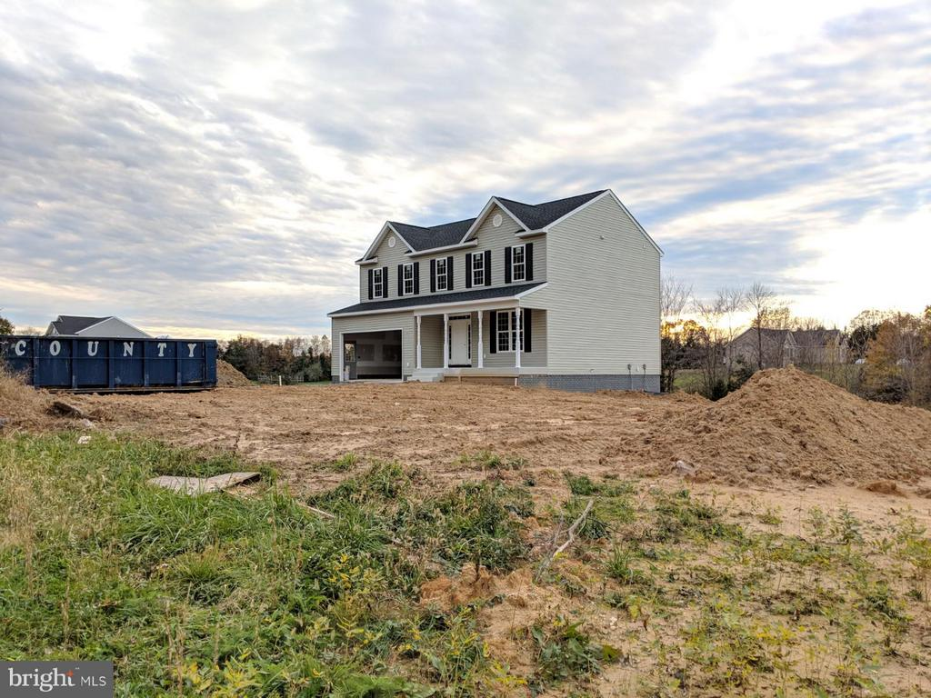 Exterior (General) - 7238 SUNSET RD, SPOTSYLVANIA