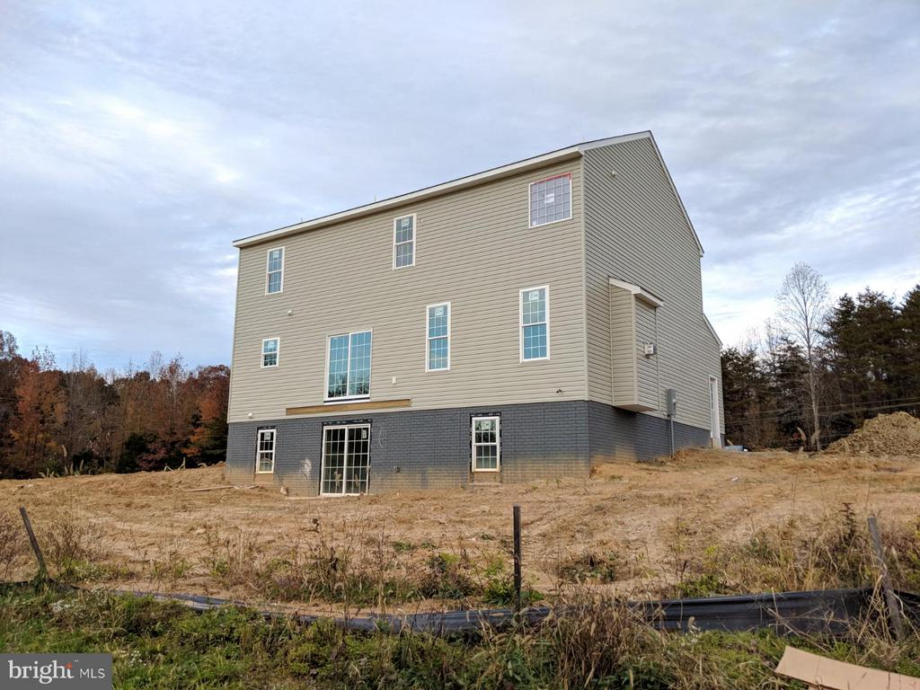 Exterior (Rear) - 7238 SUNSET RD, SPOTSYLVANIA