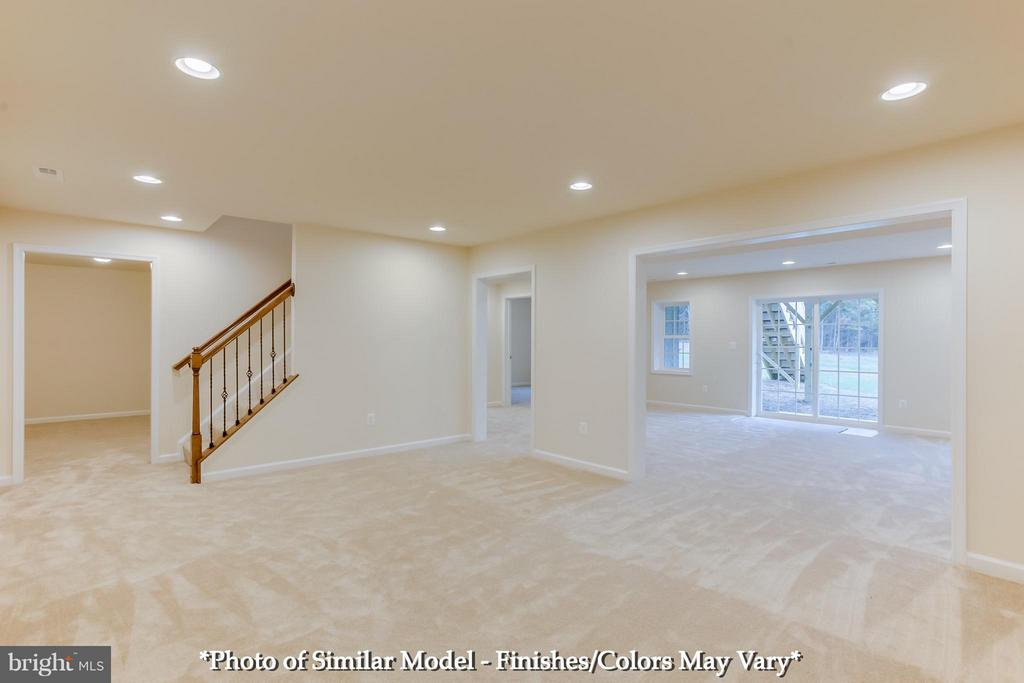 Photo of Similar Model - Finishes/Colors May Vary - 7509 STONEGATE MANOR DR, FREDERICKSBURG