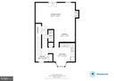 Main level floor plan - 9094 FLORIN WAY, UPPER MARLBORO