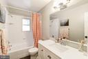 Bath - 6538 DEARBORN DR, FALLS CHURCH