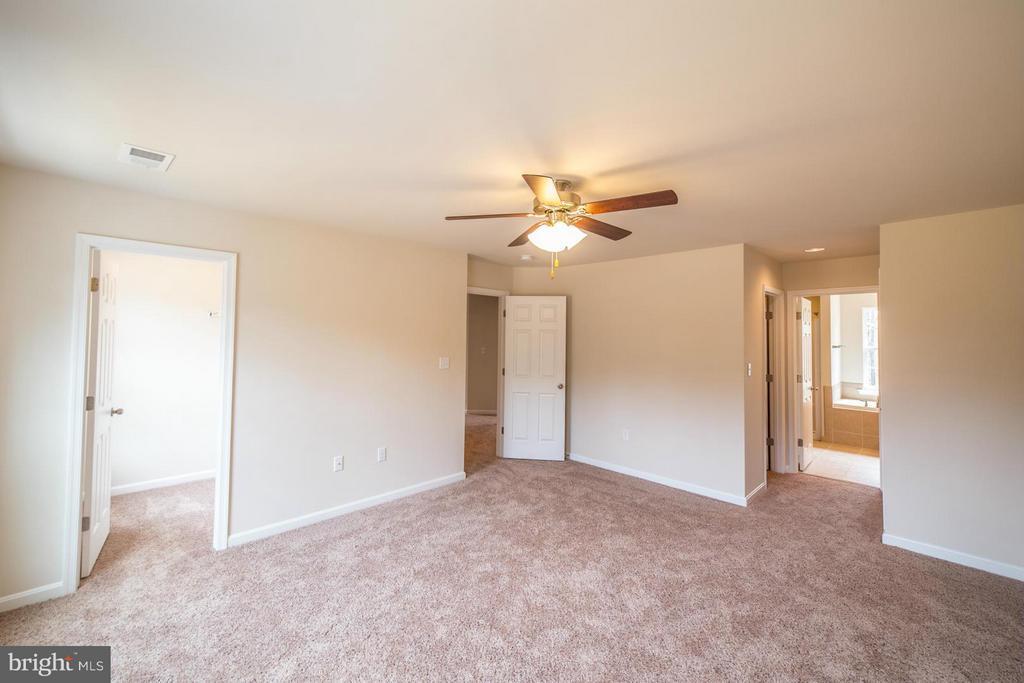 Bedroom (Master) - 280 ANDERSON RD, FREDERICKSBURG