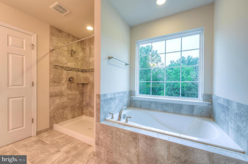Luxury Master Bath - 88 OLDE CONCORD RD, STAFFORD