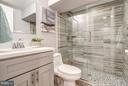 Bathroom (Lower level) - 948 WESTMINSTER ST NW, WASHINGTON