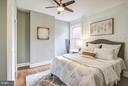 Bedroom #5 - 948 WESTMINSTER ST NW, WASHINGTON