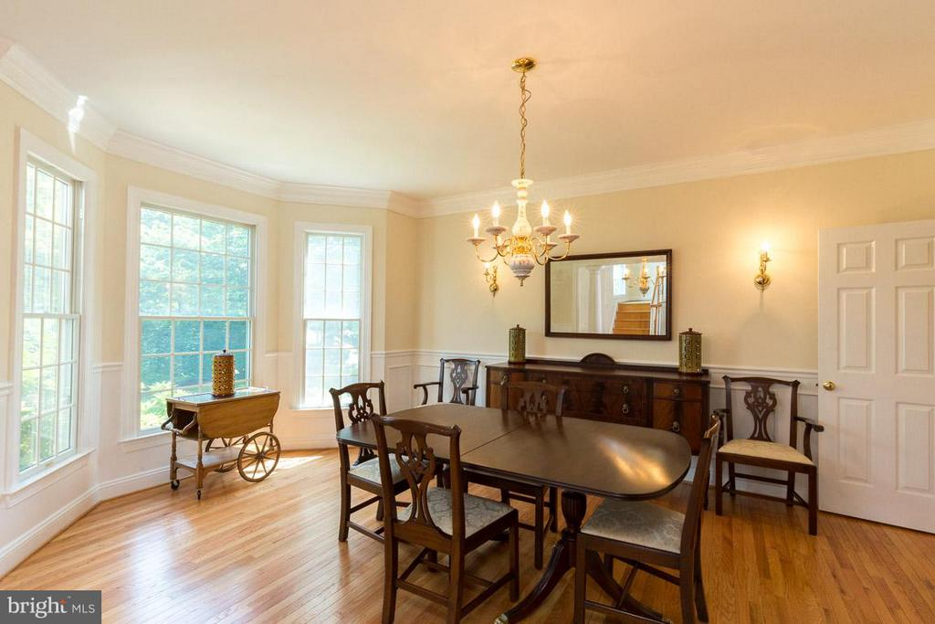 Dining Room - 42355 GREEN MEADOW LN, LEESBURG
