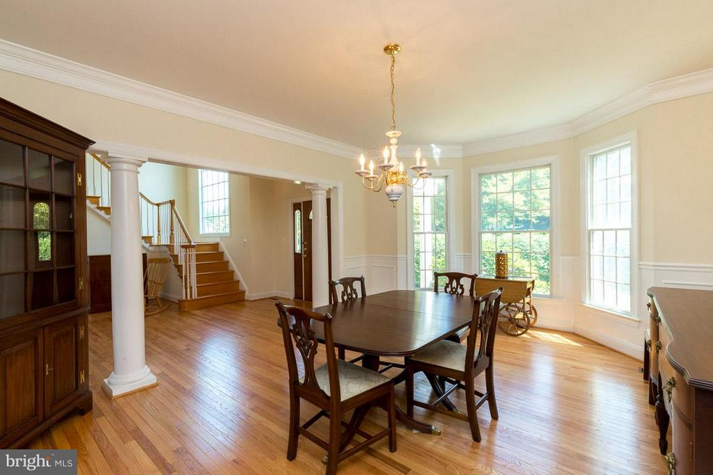 Dining Room- Alt View - 42355 GREEN MEADOW LN, LEESBURG