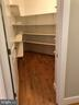 Pantry - 140 WHISTLEWOOD LN, WINCHESTER