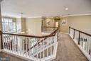 Upper Level Hallway - 1309 STAMFORD WAY, RESTON