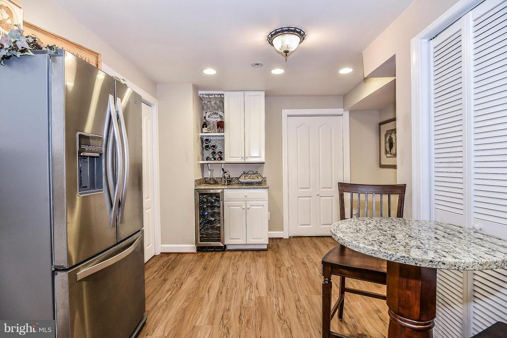 Mini Kitchen in Lower Level - 1309 STAMFORD WAY, RESTON