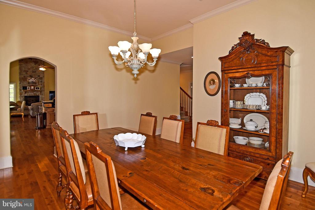 Dining Room - 23590 SALLY MILL RD, MIDDLEBURG