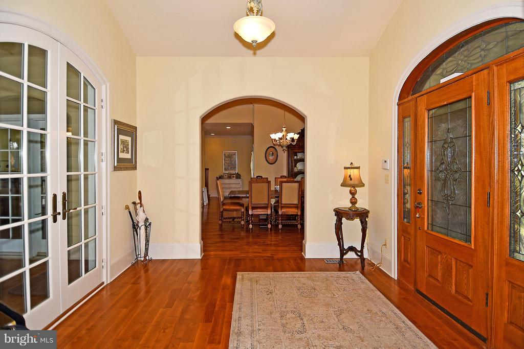 Dining Room off Foyer - 23590 SALLY MILL RD, MIDDLEBURG