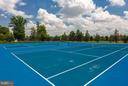 Community Tennis Courts - 43616 DUNHILL CUP SQ, ASHBURN