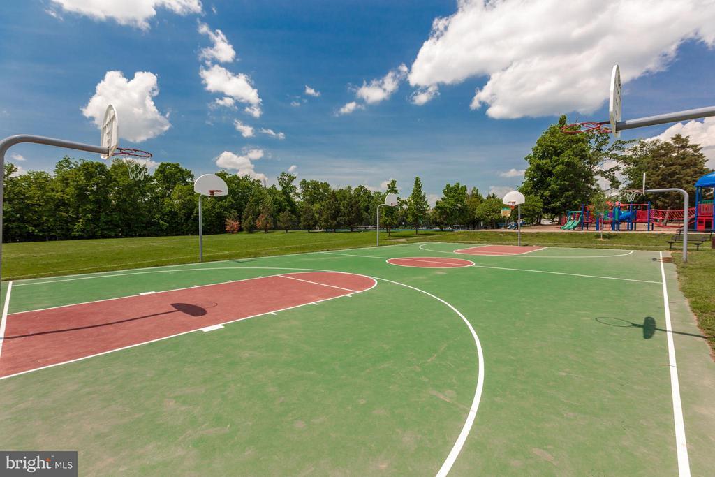 Community Basket Ball Court - 43616 DUNHILL CUP SQ, ASHBURN
