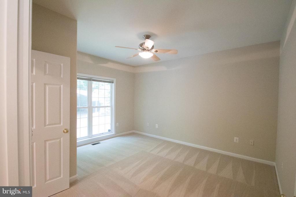 Main Level Bedroom - 10610 WHISPERING WAY, FREDERICKSBURG
