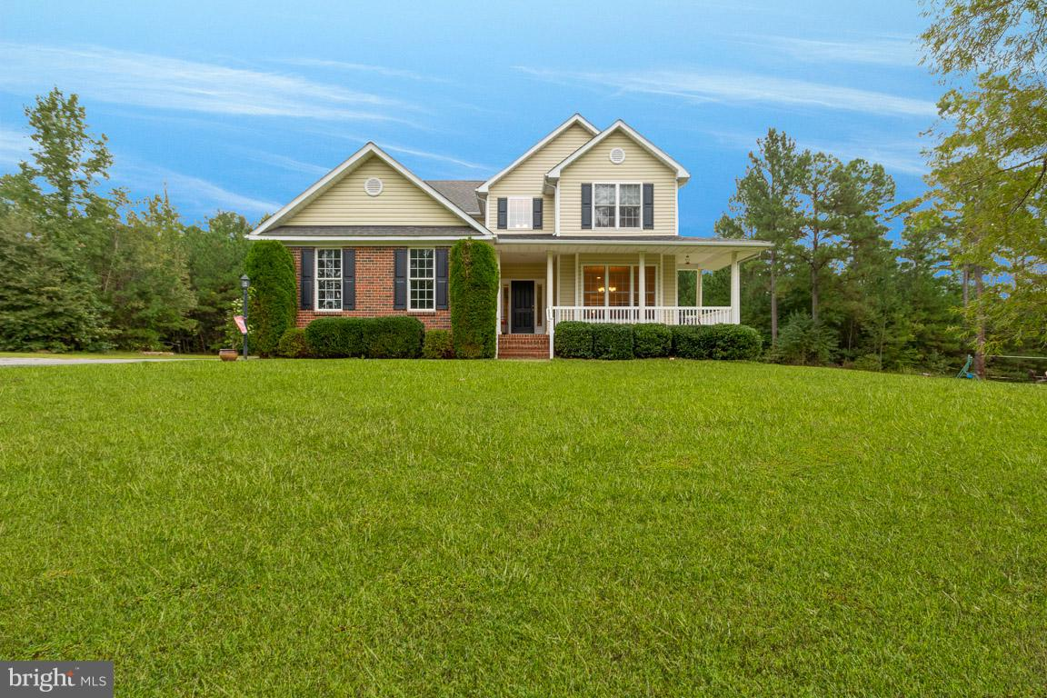 Photo of home for sale at 11916 Deer Path Lane, Spotsylvania VA