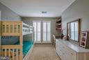 Secondary Bedroom with Plantation Shutters - 21436 FALLING ROCK TER, ASHBURN