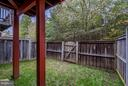 Private Fenced Yard - 21436 FALLING ROCK TER, ASHBURN