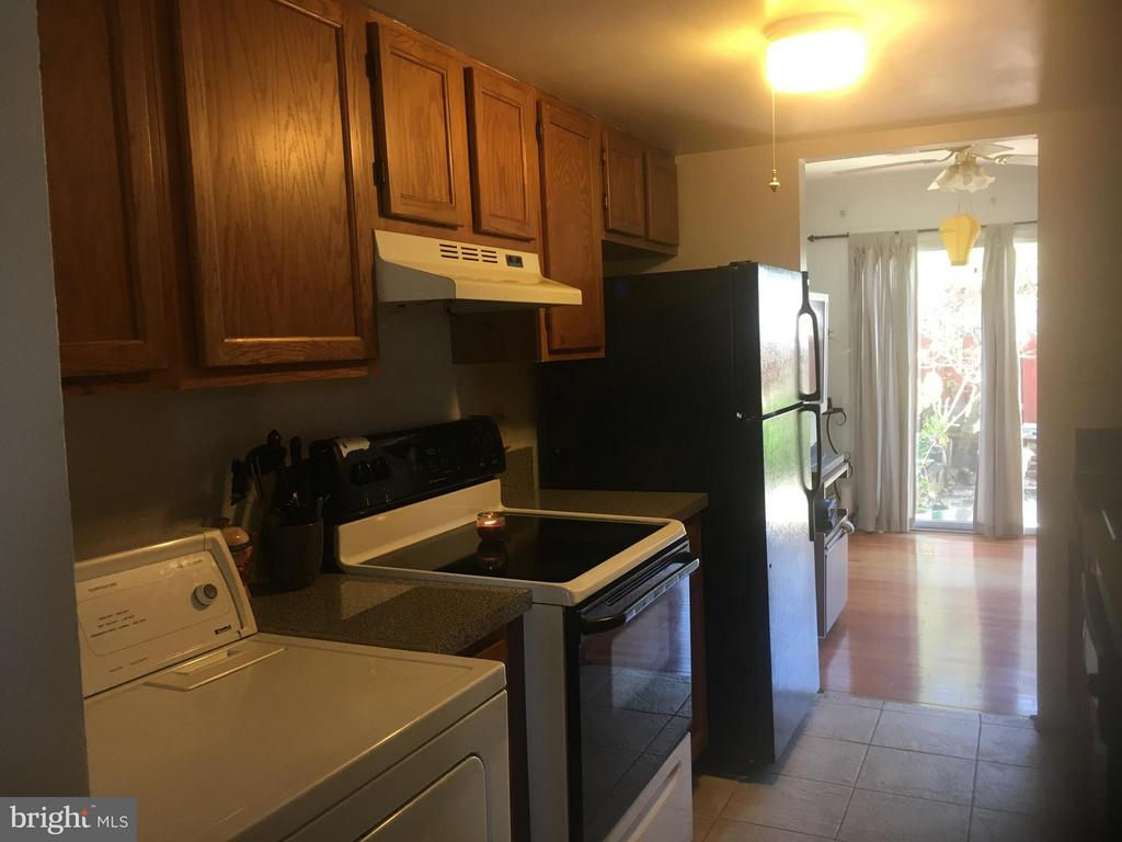 Kitchen - 3007 SIGEL CT, DUMFRIES