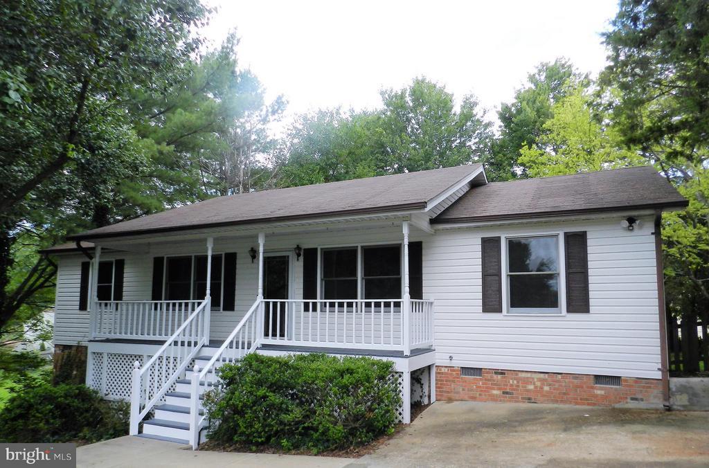Exterior (Front) - 6821 REDGROUND RD, FREDERICKSBURG