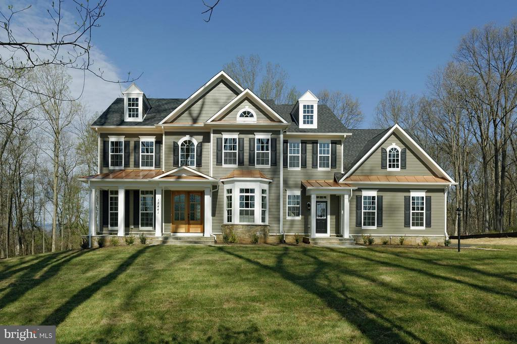 Exterior (Front) - BRANDY RIDGE, PURCELLVILLE