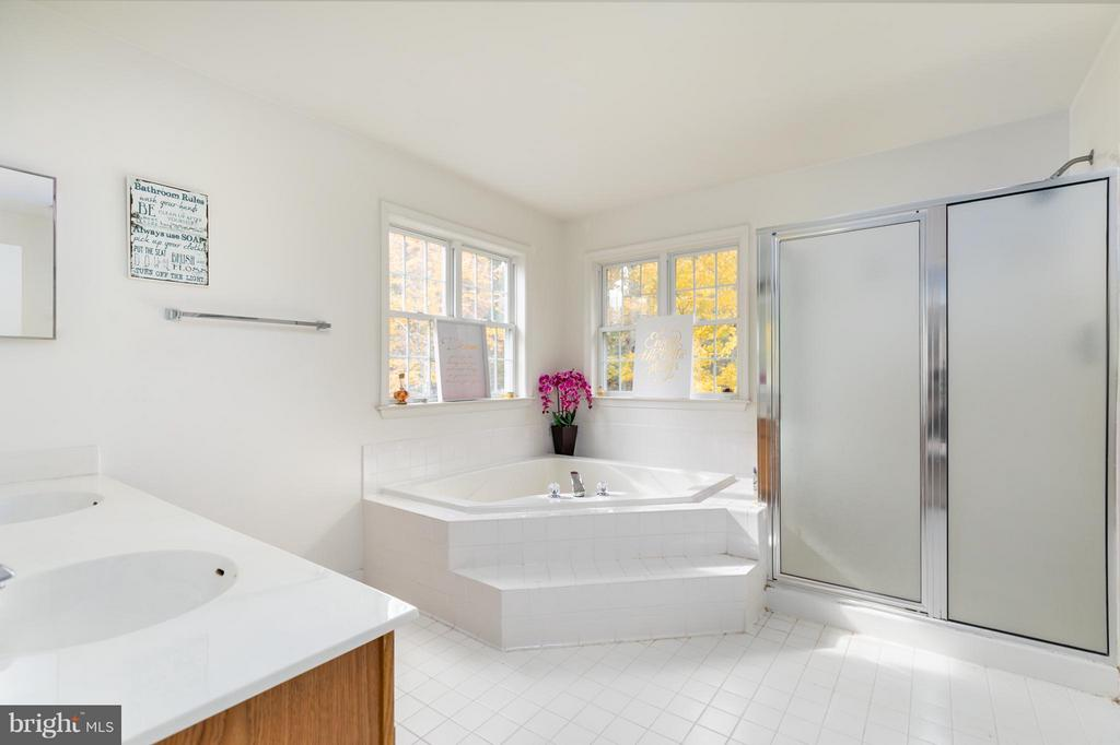 You'll enjoy relaxing in this soaking tub - 2430 SOMERSET DR, JEFFERSONTON