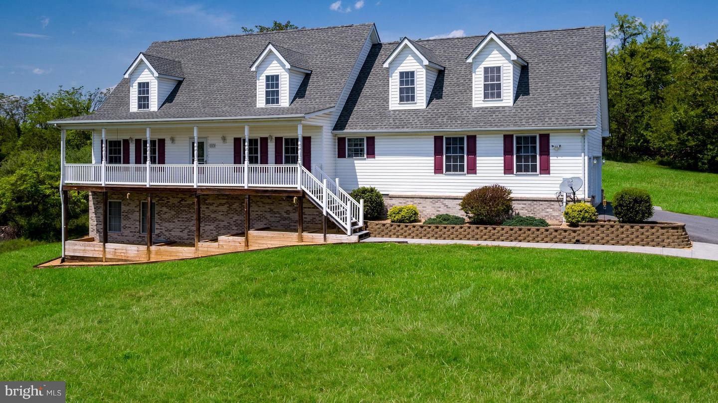 Single Family for Sale at 253 Sylvan Springs Dr Clear Brook, Virginia 22624 United States