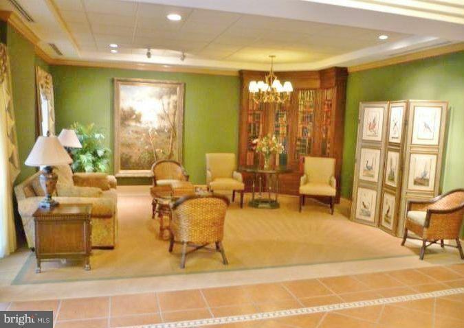 Ground floor lobby - 19370 MAGNOLIA GROVE SQ #108, LEESBURG