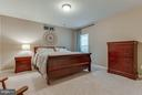 5th Bedroom in the Rec Room - 41848 RAWNSLEY DR, ASHBURN