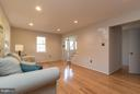 Family Room - 9647 LINDENBROOK ST, FAIRFAX