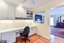 Master suite work area - 472 BELMONT BAY DR, WOODBRIDGE