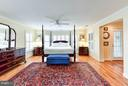 Sunny Master Bedroom - 472 BELMONT BAY DR, WOODBRIDGE