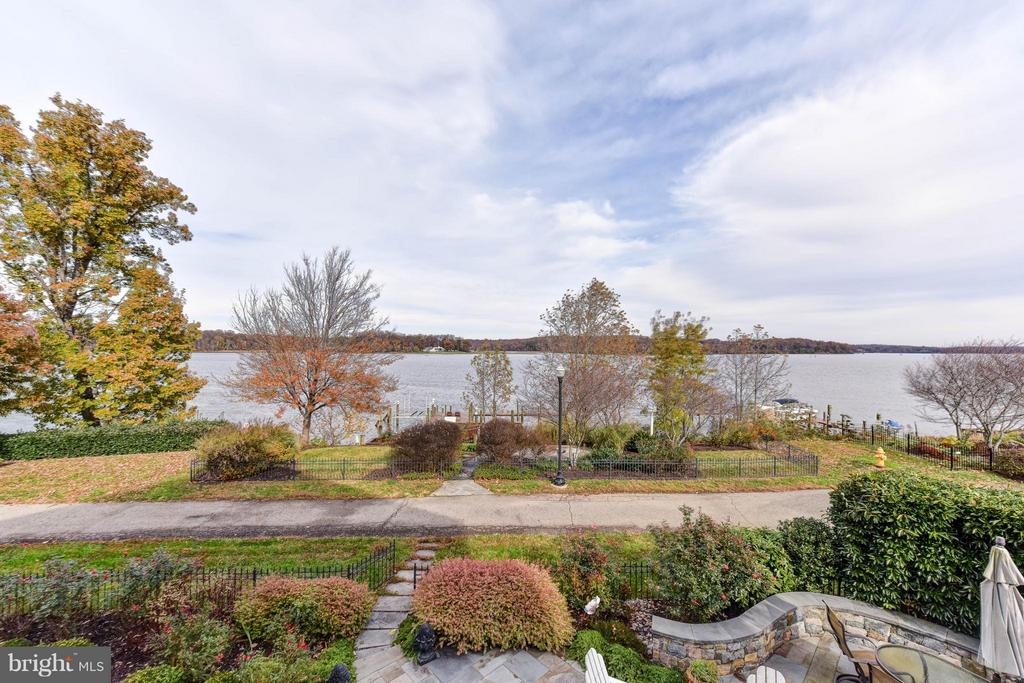 Gorgeous view from Master Suite Balcony - 472 BELMONT BAY DR, WOODBRIDGE