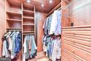No detail was spared in the design of closets - 472 BELMONT BAY DR, WOODBRIDGE