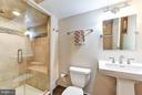 Lower level steam shower -  perfect apres workout - 472 BELMONT BAY DR, WOODBRIDGE