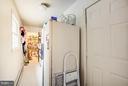 Access to Garage - 20 BOB WHITE LN, STAFFORD