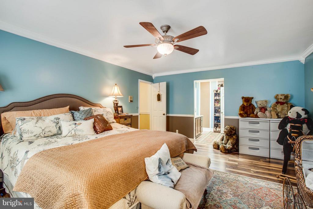 Bedroom (Master) - 20 BOB WHITE LN, STAFFORD