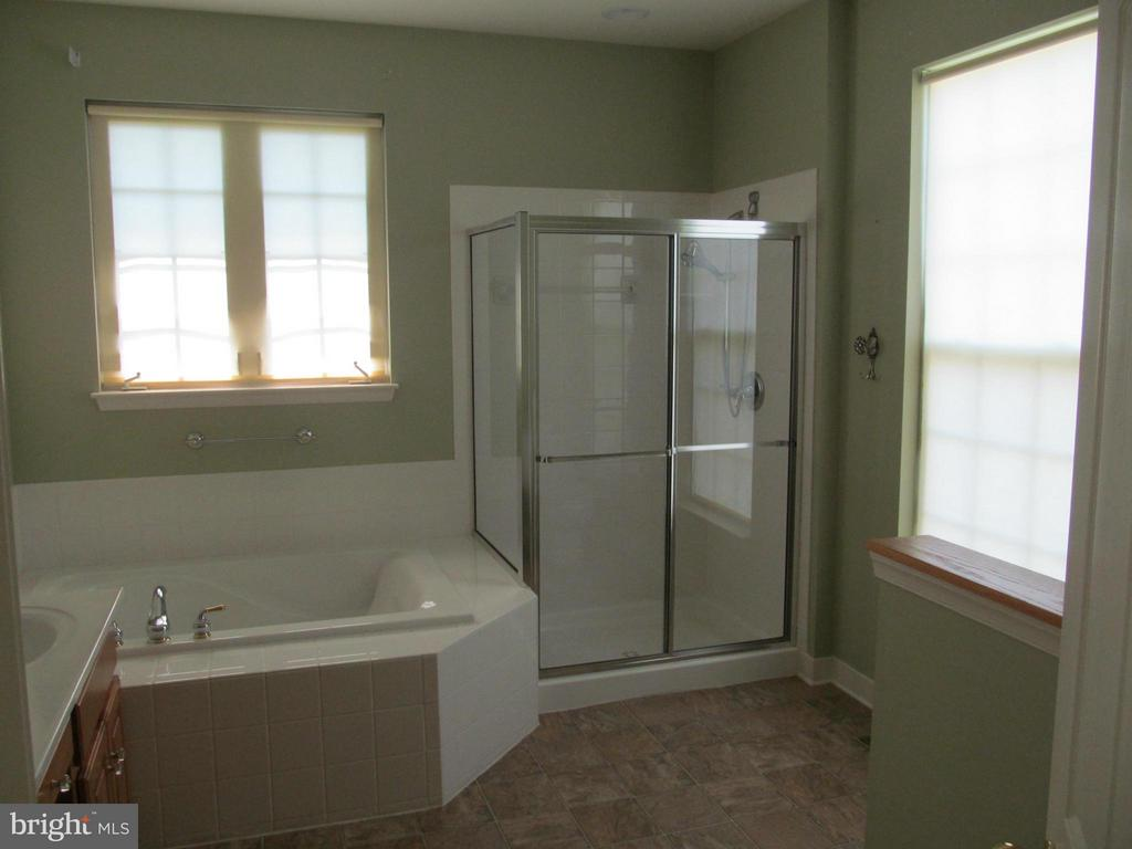 First floor Master Bath - 5829 DREXAL AVE, NEW MARKET