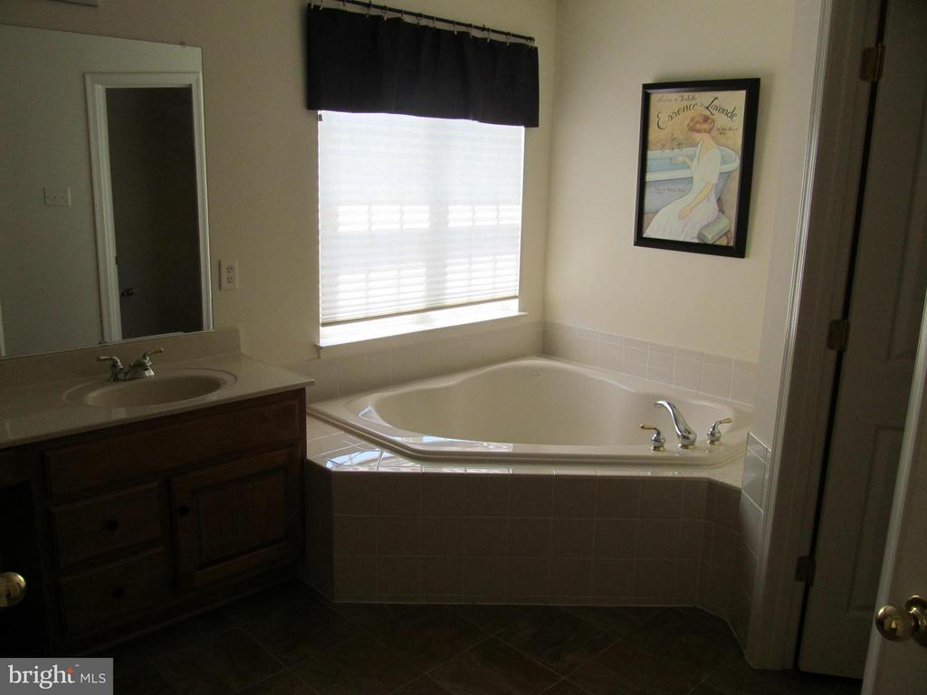2nd Floor Master  bath - 5829 DREXAL AVE, NEW MARKET