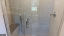shower in bath for bedroom 1 - 13110 CEDAR RIDGE DR, CLIFTON