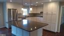 Gourmet kitchen with deck access - 13110 CEDAR RIDGE DR, CLIFTON