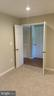 Bedroom in basement with full bath - 13110 CEDAR RIDGE DR, CLIFTON