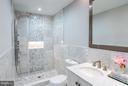 Master Bath - 1516 44TH ST NW, WASHINGTON