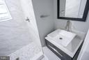 Full Bath (3rd Level) - 1516 44TH ST NW, WASHINGTON