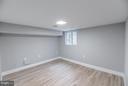 Bedroom #4 (Lower Level) - 1516 44TH ST NW, WASHINGTON